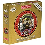 Waddingtons First World War Commemorative Jigsaw Round Puzzle (500 Pieces)