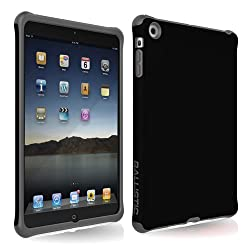 Ballistic Case for Apple iPad Mini and iPad mini w/Retina Display - Black/Dark Charcoal