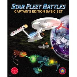 Star Fleet Battles board game!