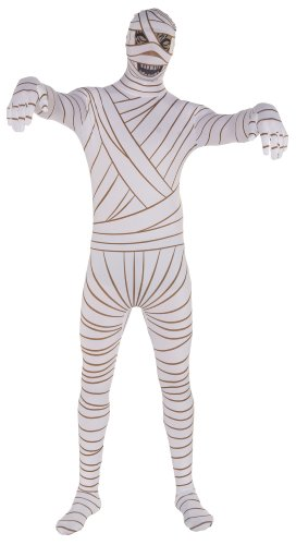 Rubies' Costume Co Mummy 2nd Skin Suit Costume