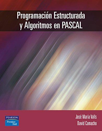 PROGRAMACION EN PASCAL  descarga pdf epub mobi fb2