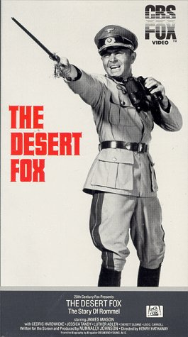 Desert Fox [VHS]