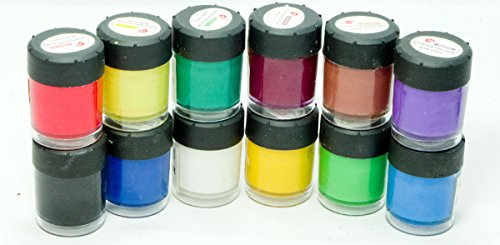 Poster Paint Set - 12 Colors! - 1