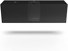 TaoTronics Haut parleur Bluetooth Portable (sans fil & nomade, 10 Heures d'autonomie en batterie, Portée 10m, Microphone intégré, sortie USB & Aux, Compatible NFC)