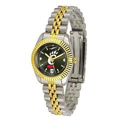 Cincinnati Bearcats Ladies Gold Dress Watch