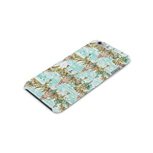 Cover Affair Floral / Flower Printed Back Cover Case for Apple iPhone 6S