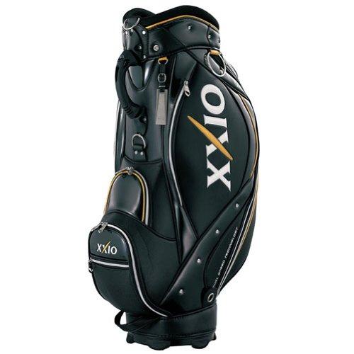 DUNLOP(ダンロップ)XXIO ゼクシオ キャディバッグ ブラック GGC-X047