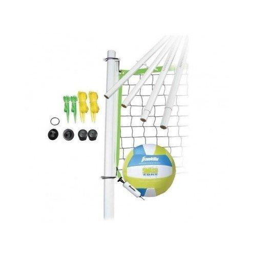 Volleyball Net Portable Set Outdoor Backyard Adjustable