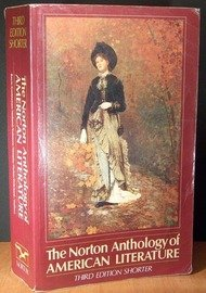 Norton Anthology of American Literature (v. 1)