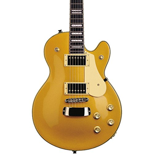 Hagstrom Swede Electric Guitar Gold Top