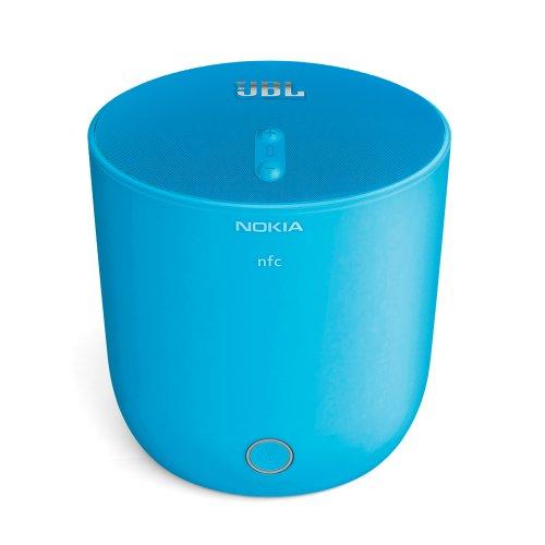 Nokia Md-51W Jbl Playup Portable Wireless Speaker - Blue