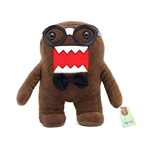 "Domo Kun Nerd 12"" Plush Doll"