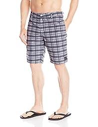 Oakley Men\'s Basic Hybrid Short, Light Grey, 38