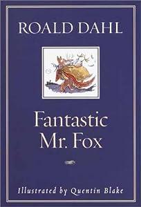 "Cover of ""Fantastic Mr. Fox"""
