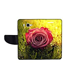 KolorEdge Printed Flip Cover For Redmi Xiaomi MI 2S Multicolor - (45KeMLogo10831XiaomiMi2S)