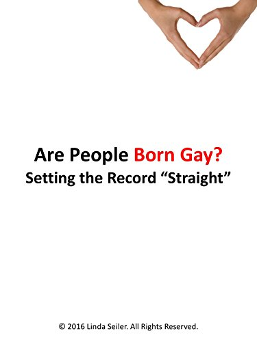 Are People Born Gay? Setting the Record