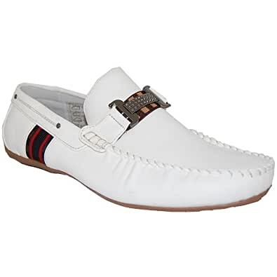 SHOE ARTISTS Leather Lined Designer Loafer