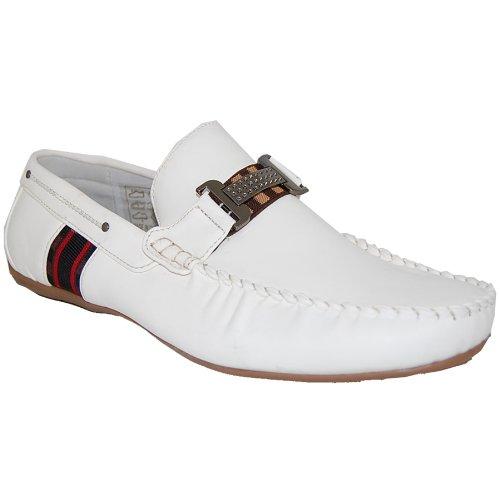 Мужские туфли для теплой погоды, из искусственной…