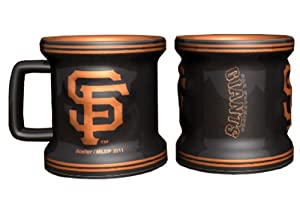 San Francisco Giants Sculpted Mini Mug Shot Glass