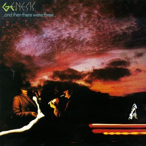 Original album cover of And Then There Were Three by Genesis