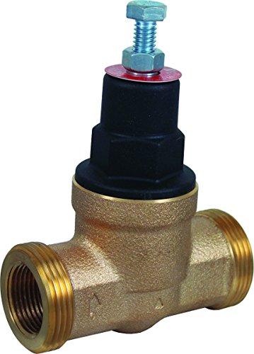 cash acme 23880 0045 eb45 1 2 inch threaded npt pressure regulating valve lead free plumbing supp. Black Bedroom Furniture Sets. Home Design Ideas