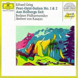 Grieg: Peer Gynt Suites from Deutsche Grammophon