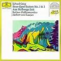 Grieg : Peer Gynt (Suite 1 & 2) - Au temps de Holberg - Sigurd Jorsalfar