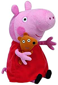 Ty Beanie Babie Peppa Pig - Medium