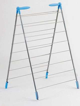 Outdoor Clothes Dryer Rack front-123014