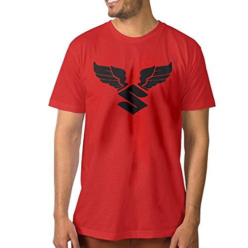 PTCYM Suzuki Angel Wings Customize Men's Tee L Red (Vitara Tea Kettle compare prices)