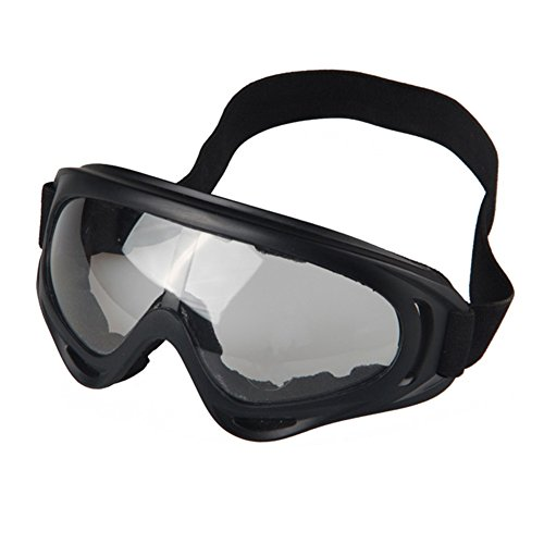Daixers Comfortable Breathable Safety Goggle For Outdoor Sports,Bicycle,Motorcycle (clear) (Cool Safety Glasses Z87 compare prices)