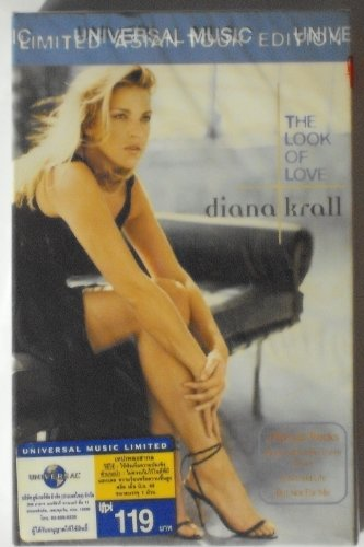 Look of Love Limited Asian Tour Edition by Diana Krall