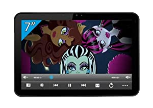 "Ingo SGM20343 - Tablet de 7"" (WiFi, 4 GB, 512 MB RAM, Android), multicolor"