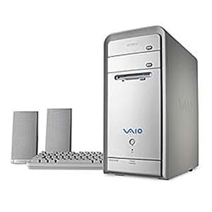 Sony VAIO PCV-RS520 Digital Studio Desktop PC (Pentium 4 3E GHz (Hyper-Threading), 512 MB RAM, 160 GB Hard Drive, DVD+RW/CD-RW Combo Drive)