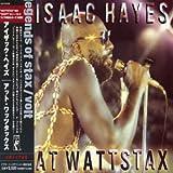 echange, troc Isaac Hayes - At Wattstax