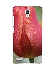 Mobifry Back case cover for Xiaomi Redmi Note 4G Mobile