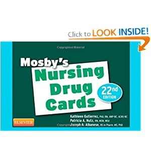 Free Printable Drug Cards Nursing Students