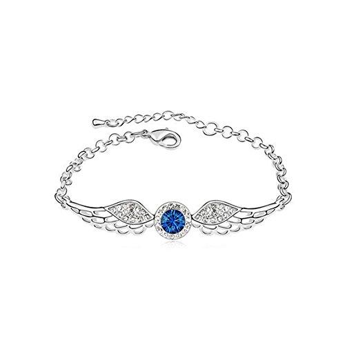 rarelove-swarovski-elements-sapphire-crystal-18k-gold-plated-angel-wing-round-bracelet