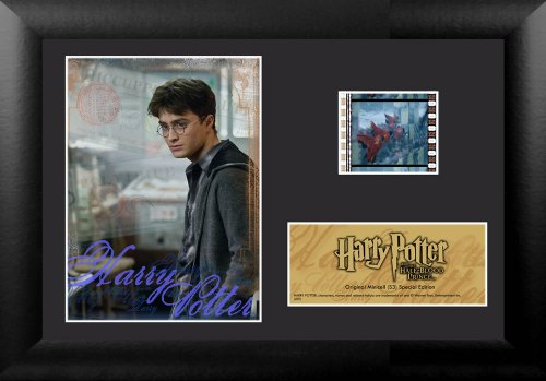 Picture of Film Cells Harry Potter and the Half-Blood Prince (S3) Minicell Film Cell Figure (B002IT7GBM) (Harry Potter Action Figures)
