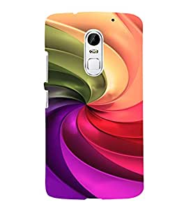 PRINTVISA Abstract Colourful Pattern Case Cover for LENOVO VIBE X3