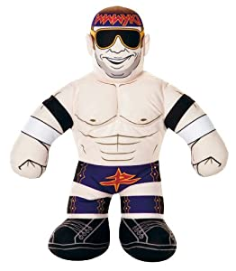 WWE Brawlin Buddies Zach Ryder Plush Figure