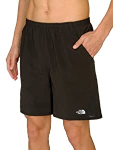 The North Face Men's Agility Shorts - TNF Black/TNF Black, Regular/Large