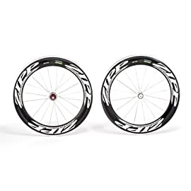 Zipp 2010 808 Clincher Road Bicycle Wheelset - 700c