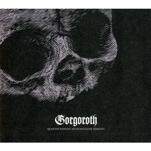Quantos Possunt Ad... by Gorgoroth (2009) Audio CD