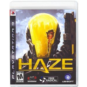 Haze Video Game For Ps3