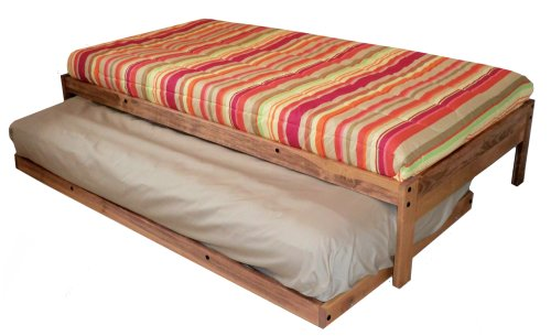 Twin Beds With Trundle 121015 front
