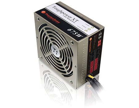 Thermaltake TPX-675M Toughpower XT 675W ATX Power Supply - Bronze