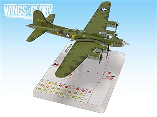Wings of Glory WWII: B-17F Memphis Belle