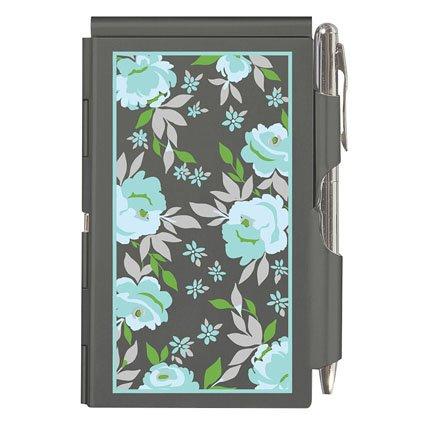 Wellspring Flip Notes Portable Refillable Notepad-Lush Garde