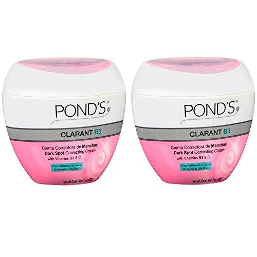 ponds-clarant-b3-dark-spot-correcting-cream-for-normal-to-oily-skin-175oz-jars-pack-of-2